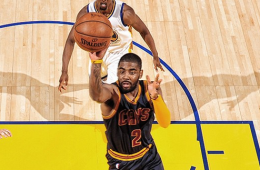 Kyrie Irving Will Miss Remainder of NBA Finals