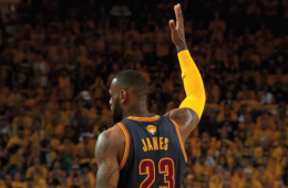 LeBron James Gets Another Epic Triple Double