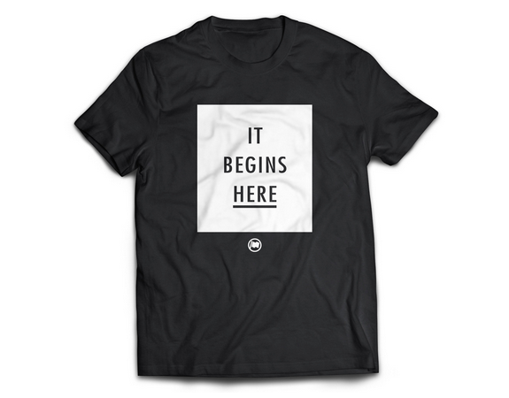 Loyal to a Tee x NBA Draft 'It Begins Here' Tee