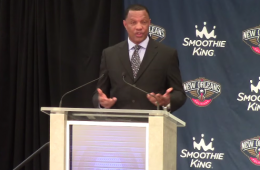 Pelicans Introduce Head Coach Alvin Gentry