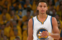 Stephen Curry, Warriors Take Game 1
