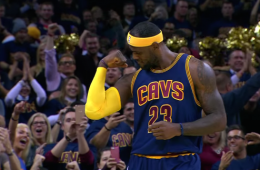 Top 10 Plays of the 2014-15 Season: LeBron James