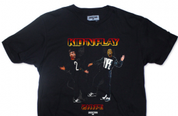 UNDRCRWN Cavs 'Kid N Play' Tee