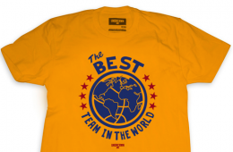 UNDRCRWN x Warriors 'Best Team In The World' Tee-sm