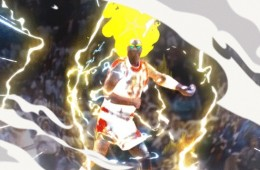 Michael Jordan x The Shot 'Super Saiyan' Remix