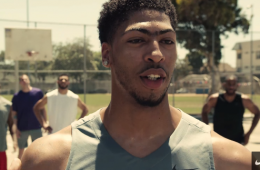 Anthony Davis Stars In New Nike 'Short A Guy' Ad