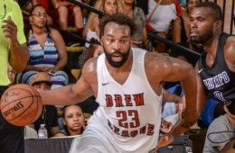 Baron Davis Puts On a Show at the Drew League