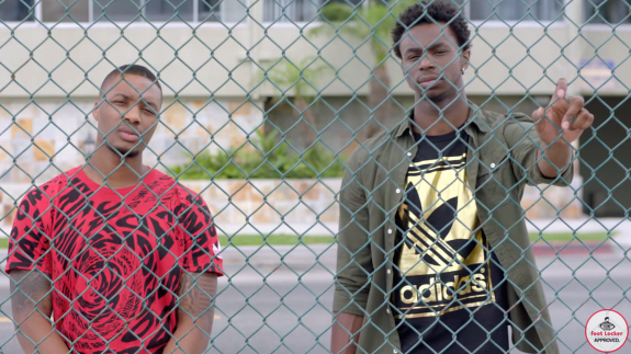 Damian Lillard x Andrew Wiggins 'Bobby Butter' adidas Commercial