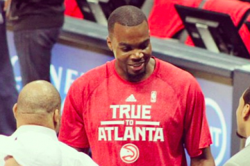 Hawks Re-Sign Paul Millsap to Three-Year $58M Deal