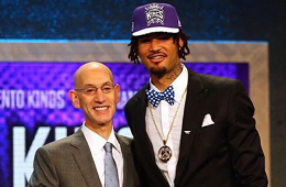 Sacramento Kings Lottery Pick Willie Cauley-Stein Opening Eyes During Las Vegas Summer League
