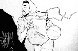 Tony Wroten 'Philly Tough' Sketch