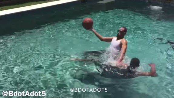 Watch This Dude Impersonate James Harden