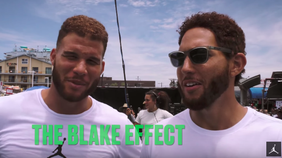 Blake Griffin 'Dunk to End All Dunks' Behind the Scenes
