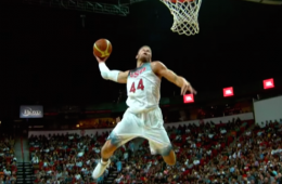 Blake Griffin USA Showcase Aerial Attack