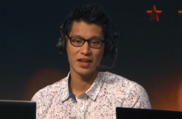 Jeremy Lin Talks Gaming at DOTA 2 World Championships