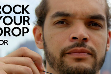 Joakim Noah Rock Your Drop PSA