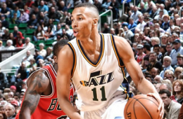 MRI Confirms Danté Exum Torn ACL