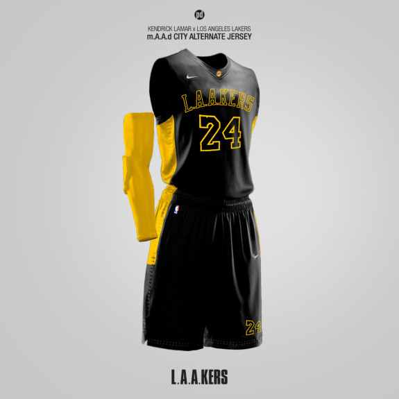 37e133bf4d0 Nike-x-NBA-Jerseys-x-Rap-Artists-lakers-black – Hooped Up