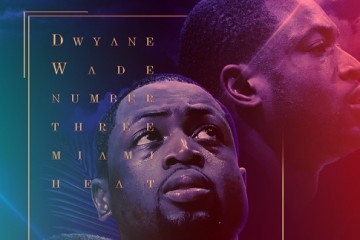 Dwyane Wade 'Flash' Art