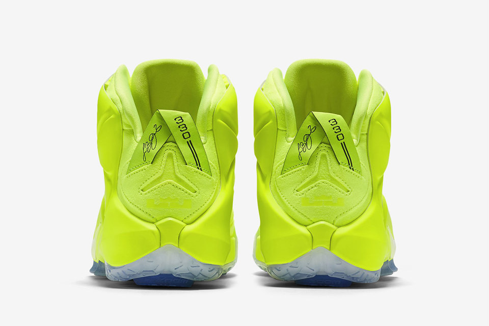 more photos 97654 e58e9 Nike LeBron 12 EXT 'Volt' – Hooped Up