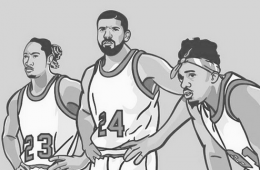 Drake, Future and Metro Boomin' Dynasty Illustration