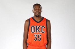 OKC Thunder Reveal 'Sunset' Alternate Jerseys