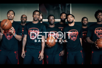 The Detroit Pistons Made an Awesome Video