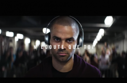 Tony Parker Beats By Dre Commercial