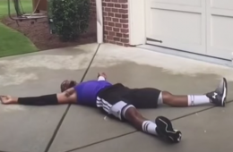 Watch This Dude Impersonate Carmelo Anthony