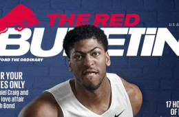 Anthony Davis x Red Bull Interview