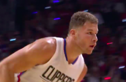 Blake Griffin Scores 26 In 26 On Mavs
