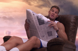 Blake Griffin x Kia 'Newspaper' Commercial