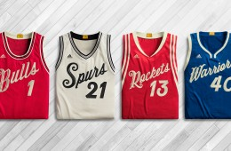 NBA Unveil Uniforms for 2015 NBA Christmas Day Games