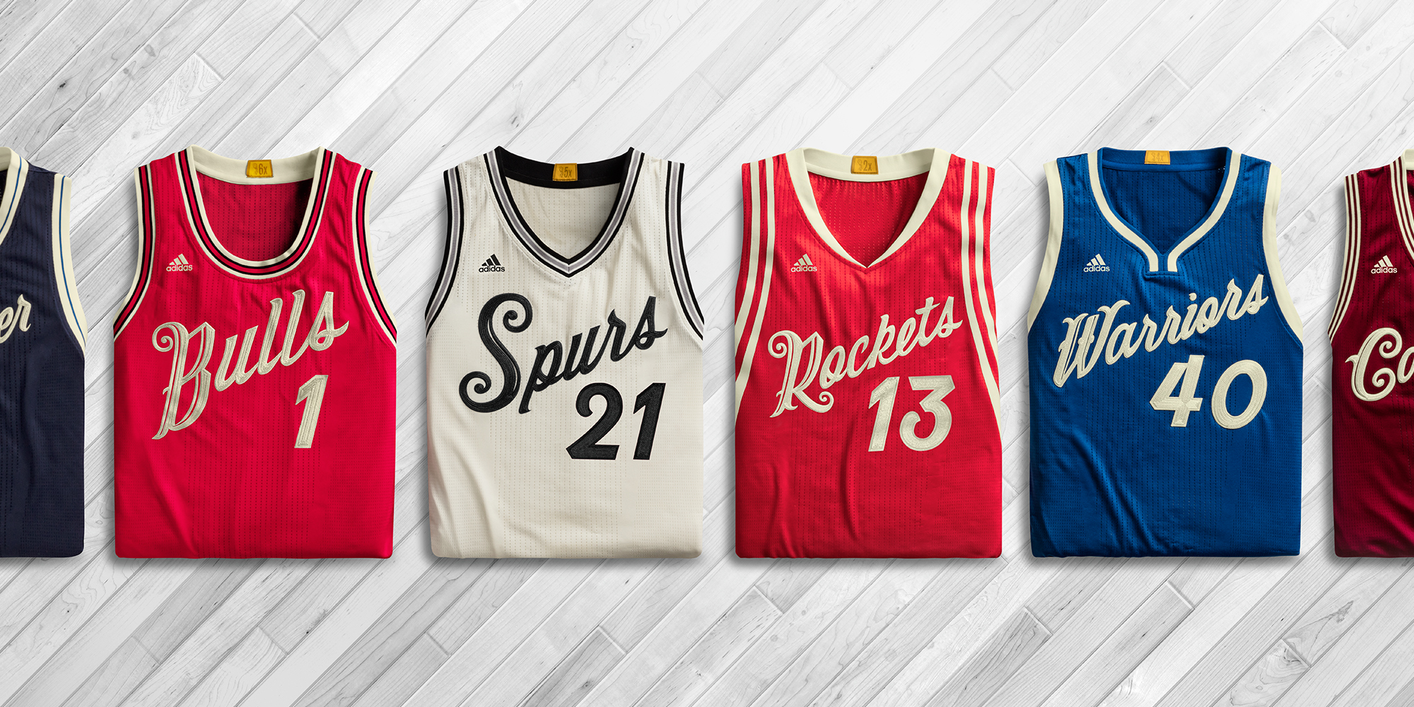 timeless design 1e0fc fdd26 NBA Unveil Uniforms for 2015 NBA Christmas Day Games – Hooped Up