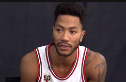 Derrick Rose Talks Rumoured Rift with Jimmy Butler