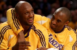 Lamar Odom Fighting For His Life In Las Vegas
