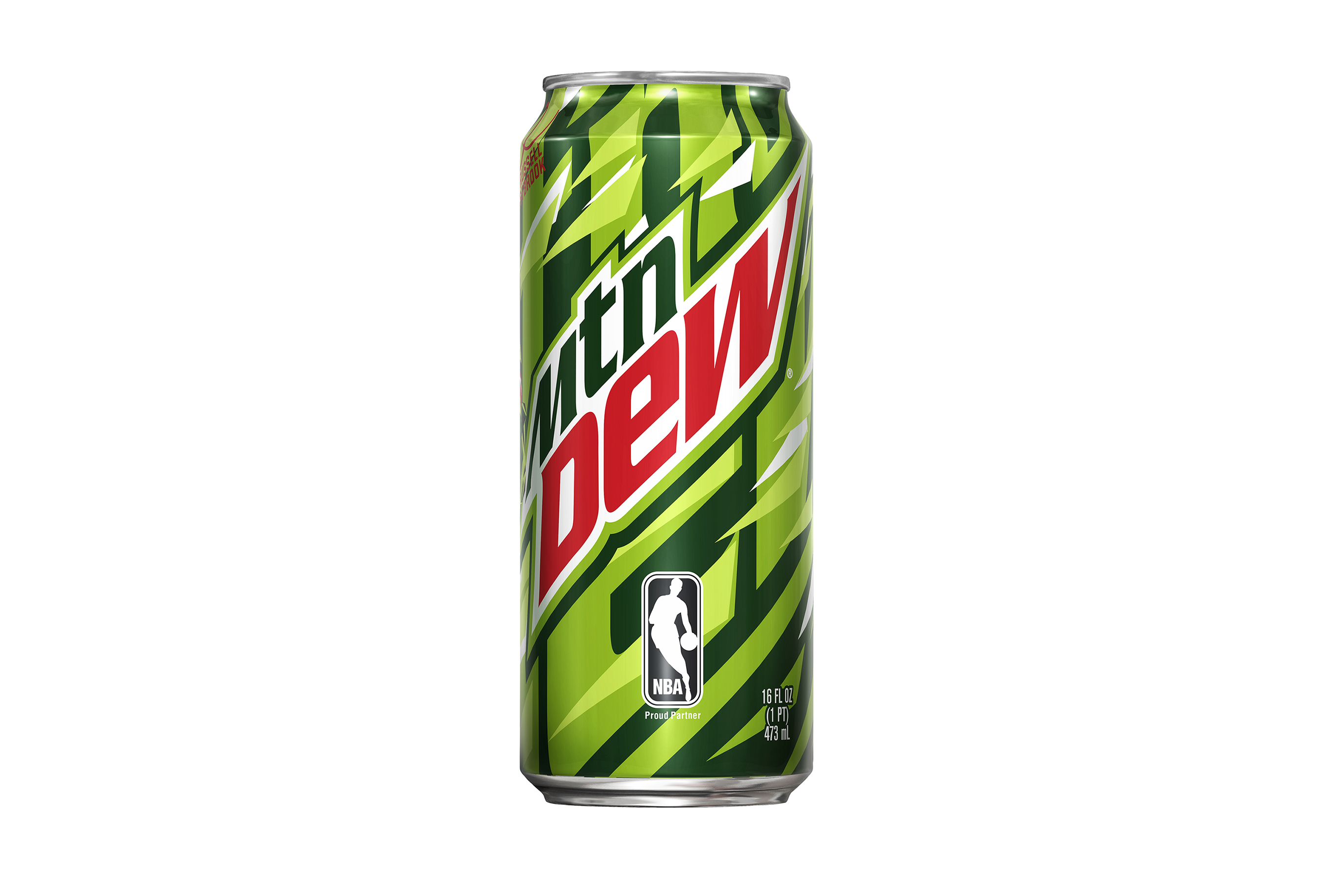 Mtn. Dew x Russell Westbrook Limited Edition Cans