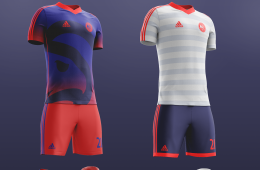 NBA Football Kits