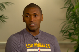 One-on-One with Metta World Peace