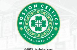 Reviving the Boston Celtics Logo