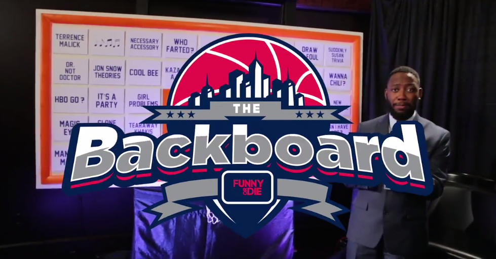 The Backboard with The Detroit Pistons Hosted By Lamorne Morris
