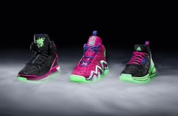 adidas 'Ballin' Dead' Halloween Collection