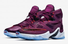 Nike LeBron XIII 'Written In the Stars'