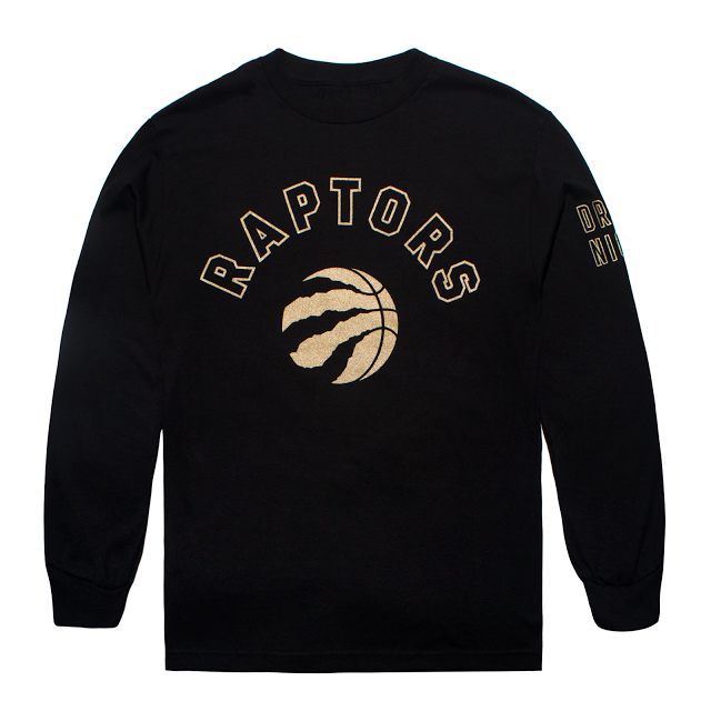 2015 OVO x Raptors Drake Night Gear