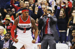 Bradley Beal Sinks the Spurs In Washington