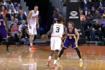 Brandon Knight Gets First Career Triple-Double