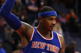 Carmelo Anthony Returns to Form In Washington