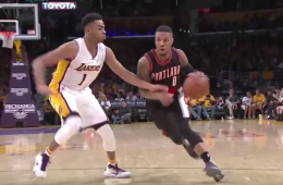 Damian Lillard 30 Points, 13 Assists In Blazers Win