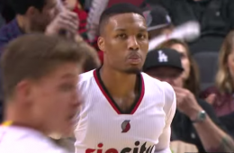 Damian Lillard Drops 27 on Memphis