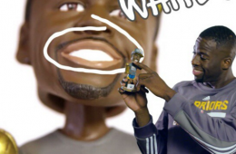 Draymond Green Bobblehead Night
